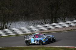 #66 Team Parker Racing Mercedes-AMG GT4: Nick Jones, Scott Malvern