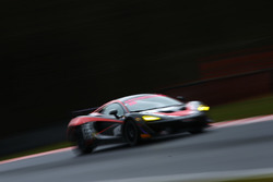 #56 Tolman Motorsport McLaren 570S GT4: David Pattison, Joe Osborne