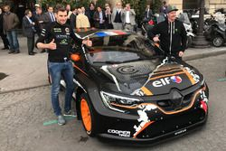 Guerlain Chicherit, Jérome Grosset-Janin, Prodrive GCK Renault Megane RS