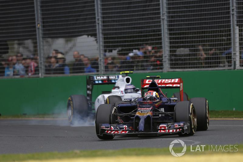 Воскресенье. Даниил Квят, Гран При Австралии-2014