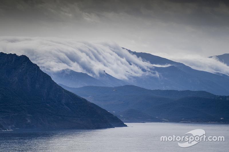 Atmosphere at Tour de Corse