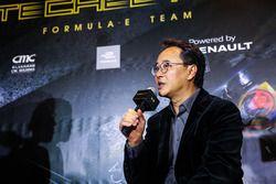 Ivan Yim, director de equipo de Techeetah
