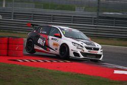Aurélien Comte, Peugeot 308 Racing Cup, DG Sport Competition