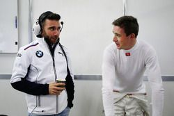 Philipp Eng and Joel Eriksson, BMW