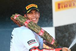 Il campione Michael Ruben Rinaldi, Ducati
