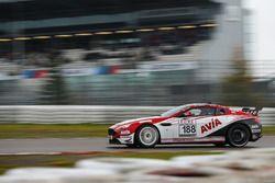 Wolfgang Weber, Thomas Krebs, Hendrik Still, Aston Martin Vantage V8 GT4