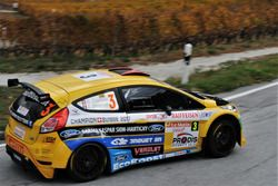 Sèbastien Carron, Jérôme Degout, Ford Fiesta R5, D-Max Swiss