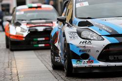 Стефано Мелла и Фульвио Флореан, Ford Fiesta RS WRC