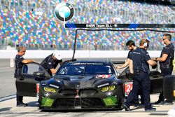 #24 BMW Team RLL BMW M8 GTE: John Edwards, Connor De Phillippi