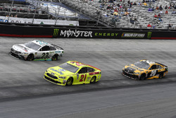 Paul Menard, Wood Brothers Racing, Ford Fusion Menards / Dutch Boy, Gray Gaulding, BK Racing, Toyota