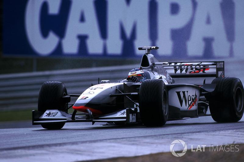 1998 Austrian GP