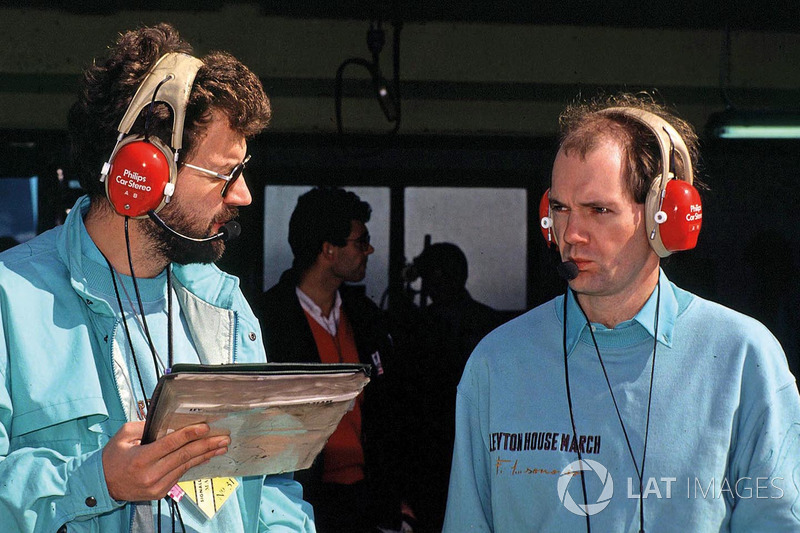 Adrian Newey, Leyton House March