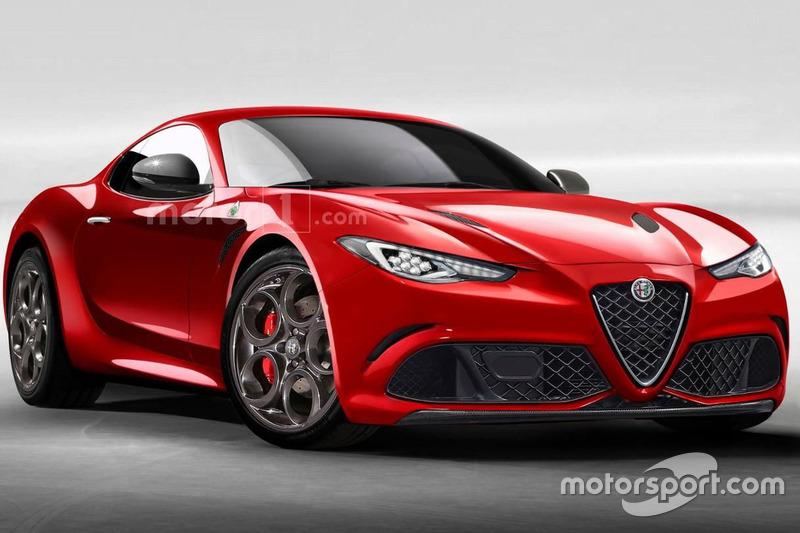 Alfa Romeo 6C (2020)