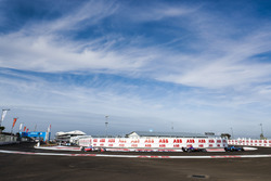 Sébastien Buemi, Renault e.Dams, Sam Bird, DS Virgin Racing, Felix Rosenqvist, Mahindra Racing