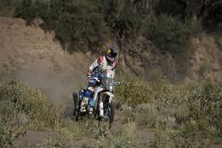 Мохаммед Балуши, Ride to Abu Dhabi, KTM 450 Rally Replica (№76)