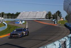 #15 Multimatic Motorsports, Ford Mustang GT4, GS: Scott Maxwell, Ty Majeski