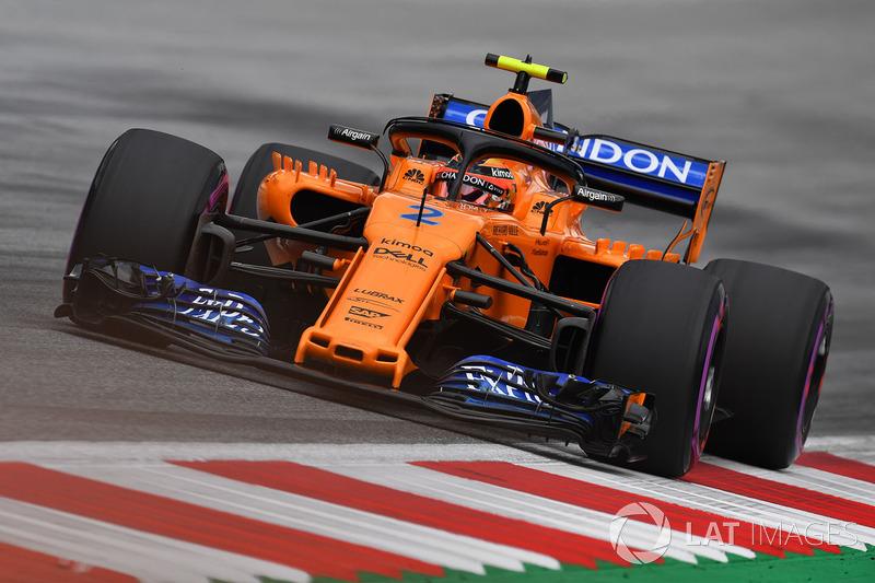 Stoffel Vandoorne - McLaren: 4