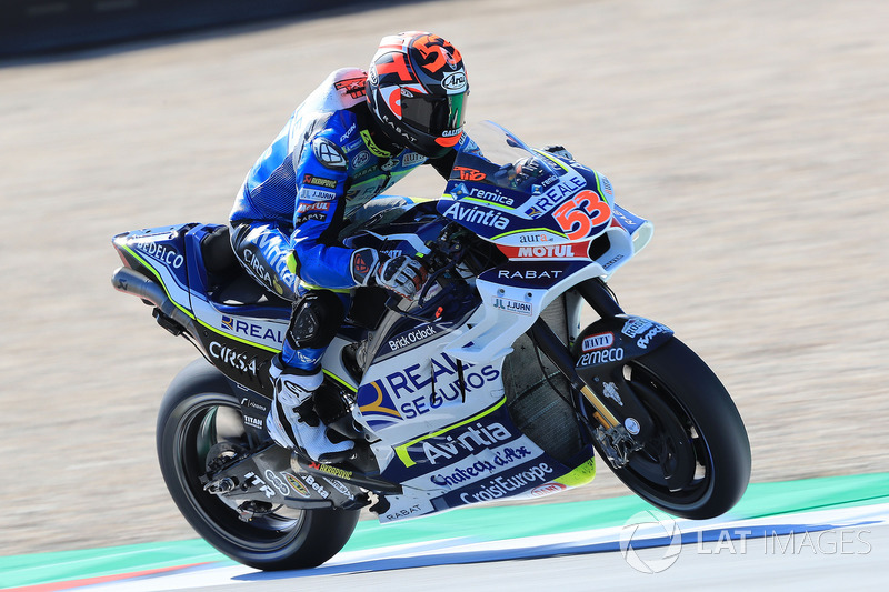 14º Tito Rabat, Avintia Racing