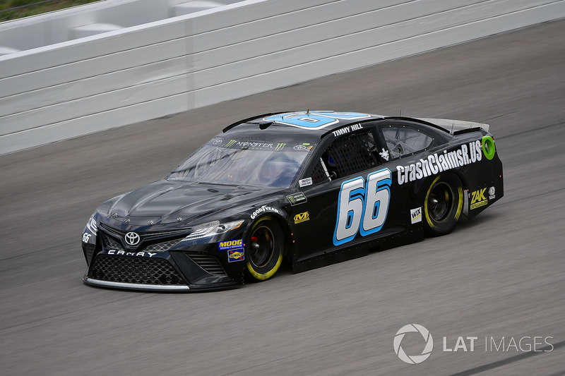 38. Timmy Hill, Motorsports Business Management, Toyota Camry MBM Motorsports