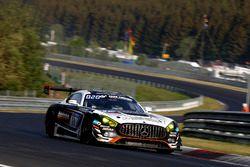 Патрик Ассенхаймер, Клеменс Шмид, Йерун Блекемолен, Рафаэле Марчелло, AutoArena Motorsport, Mercedes-AMG GT3 (№11)