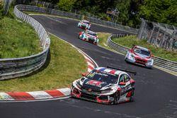 Yann Ehrlacher, ALL-INKL.COM Münnich Motorsport Honda Civic Type R TCRto Francois Flamand / DPPI