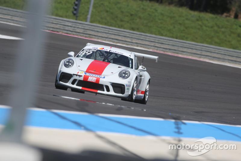 Bashar Mardini, GDL Racing