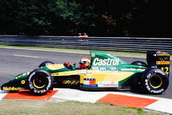 Johnny Herbert, Lotus 107