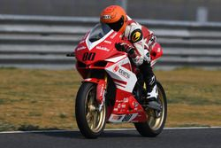 AP250: Rajiv Sethu, Idemitsu Honda Racing India by T.Pro Ten10