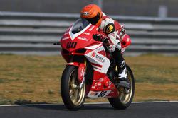 AP250: Rajiv Sethu, Idemitsu Honda Racing India by T.Pro Ten10