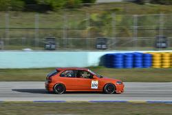 #109 MP4C Honda Civic, Sebastian Paniagua, AMR