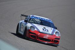#72 MP2A Porsche GT3, Warren Cooper, Shane Lewis, Juan Ramirez, MGM Motorsports