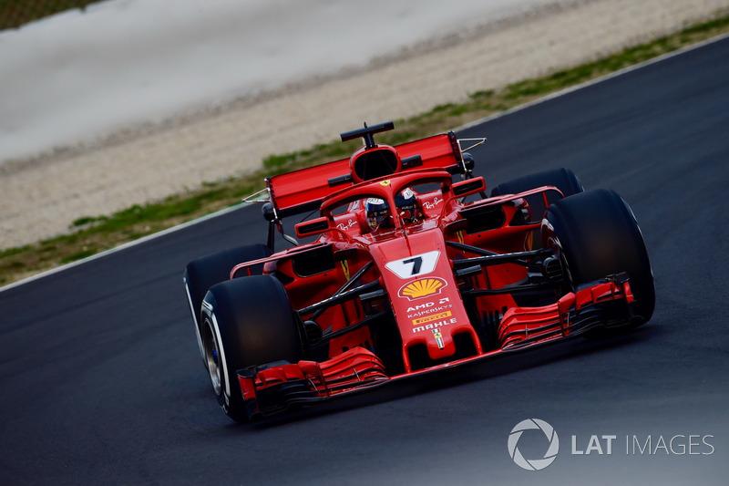 Kimi Räikkönen, Ferrari SF-71H