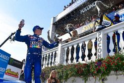 1. Kyle Busch, Joe Gibbs Racing, Toyota Camry M&M's Caramel