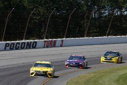 Daniel Suarez, Joe Gibbs Racing, Toyota Camry STANLEY Denny Hamlin, Joe Gibbs Racing, Toyota Camry FedEx Express