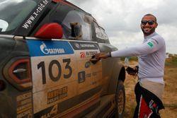 Язид Аль-Раджи, Mini №103 команды X-Raid