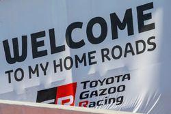 Toyota Gazoo Racing atmosphere