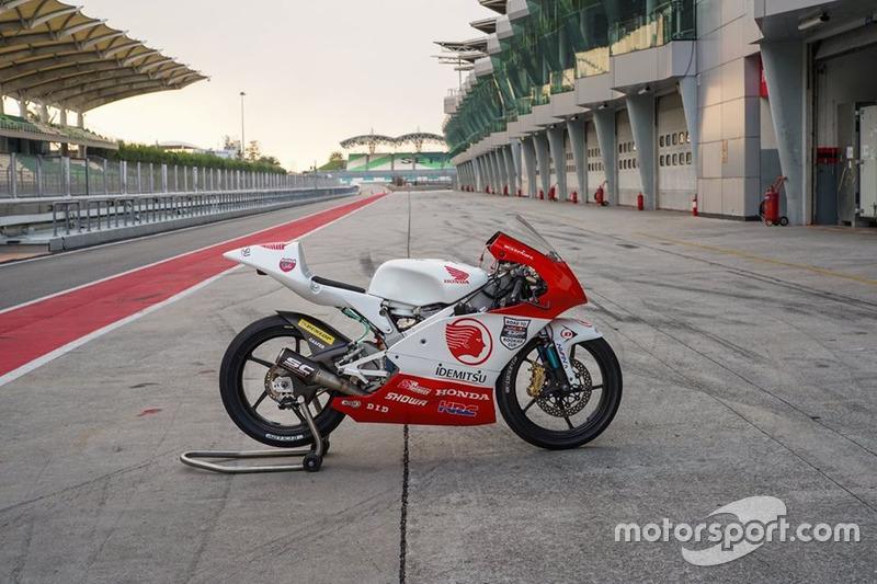 Honda NSF250R Moto3