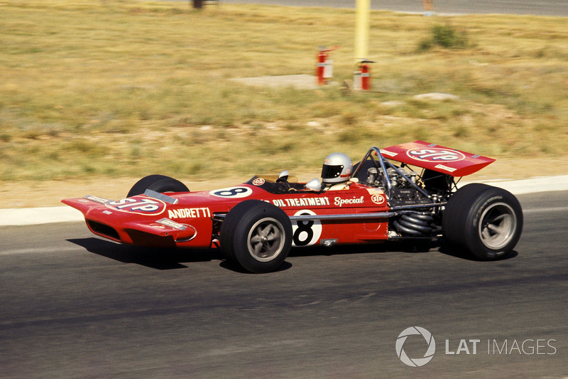 Mario Andretti, March 701