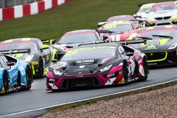 Sam De Haan, Jonny Cocker Barwell Motorsport Lamborghini Huracan GT3