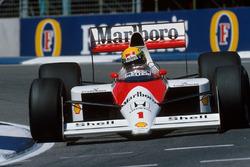 Ayrton Senna, McLaren MP4/5