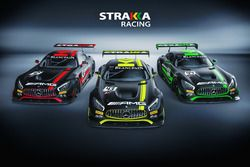 Mercedes AMG GT3, Strakka Racing