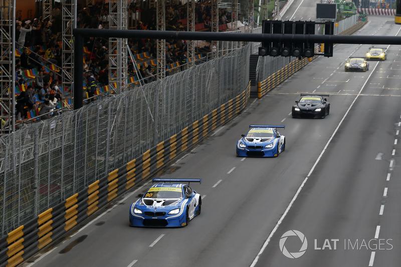 Чаз Мостер, FIST Team AAI, BMW M6 GT3