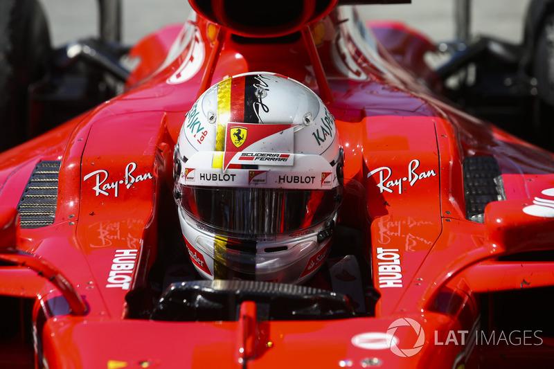 İspanya - Sebastian Vettel