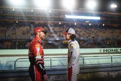 Dale Earnhardt Jr., Hendrick Motorsports Chevrolet, Hendrick Motorsports Chevrolet, Ryan Blaney, Woo