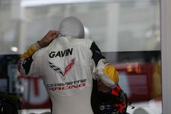 #64 Corvette Racing Chevrolet Corvette C7.R: Oliver Gavin