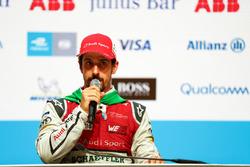 Lucas di Grassi, Audi Sport ABT Schaeffler, lors de la conférence de presse