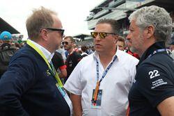 Andrew Palmer, Zak Brown, United Autosports