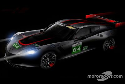 Anuncio Corvette Racing