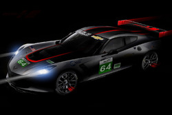 Corvette Racing Redline C7.R