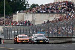 Daniel Juncadella, Mercedes-AMG Team HWA, Mercedes-AMG C63 DTM, Lucas Auer, Mercedes-AMG Team HWA, Mercedes-AMG C63 DTM